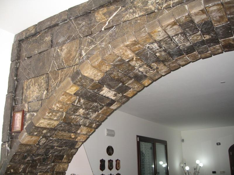 Arco in pietra per interni 100 images archi in pietra - Archi da interno casa ...